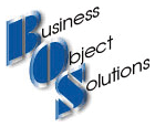 BOS - Business Object Solutions Logo