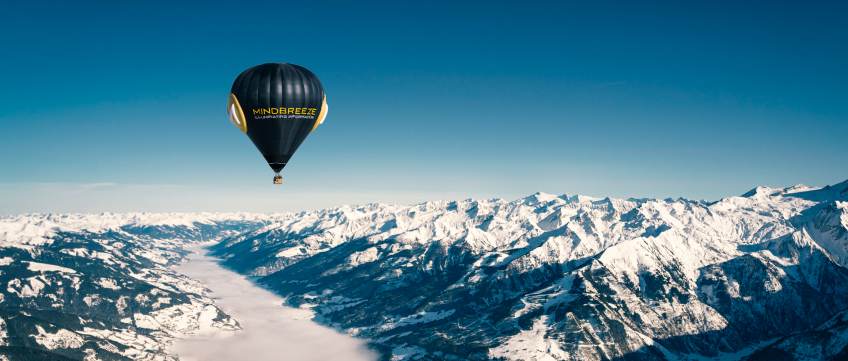 Mindbreeze Hot Air Balloon