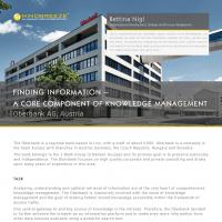 Case Study Oberbank