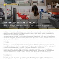 Case Study Mindbreeze InSpire in retail