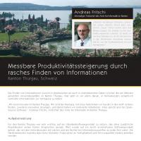 Case Study Kanton Thurgau