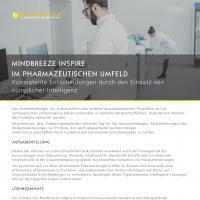 Case Study Mindbreeze InSpire in der Pharmaindustrie