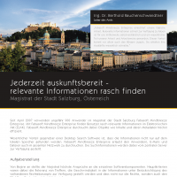 Case Study Magistrat Salzburg