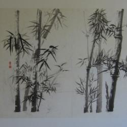 Bambusbild