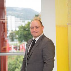 Daniel Fallmann, Gründer und Geschäftsführer von Mindbreeze