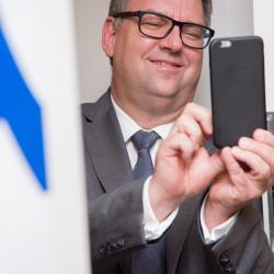 Fabsoft Vorstand Helmut Fallmann