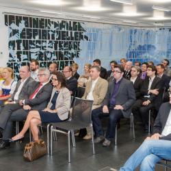 Eröffnung im neuen Innovation Lab
